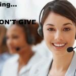 Scherzo diabolico da fare ai call center